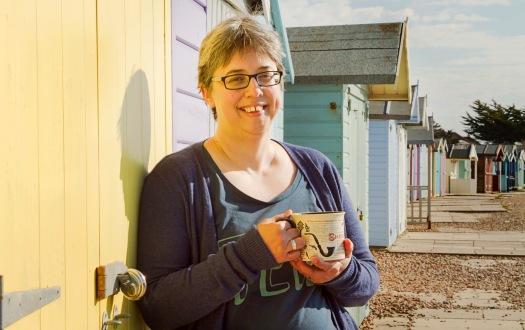 Author pic. Louise Tondeur