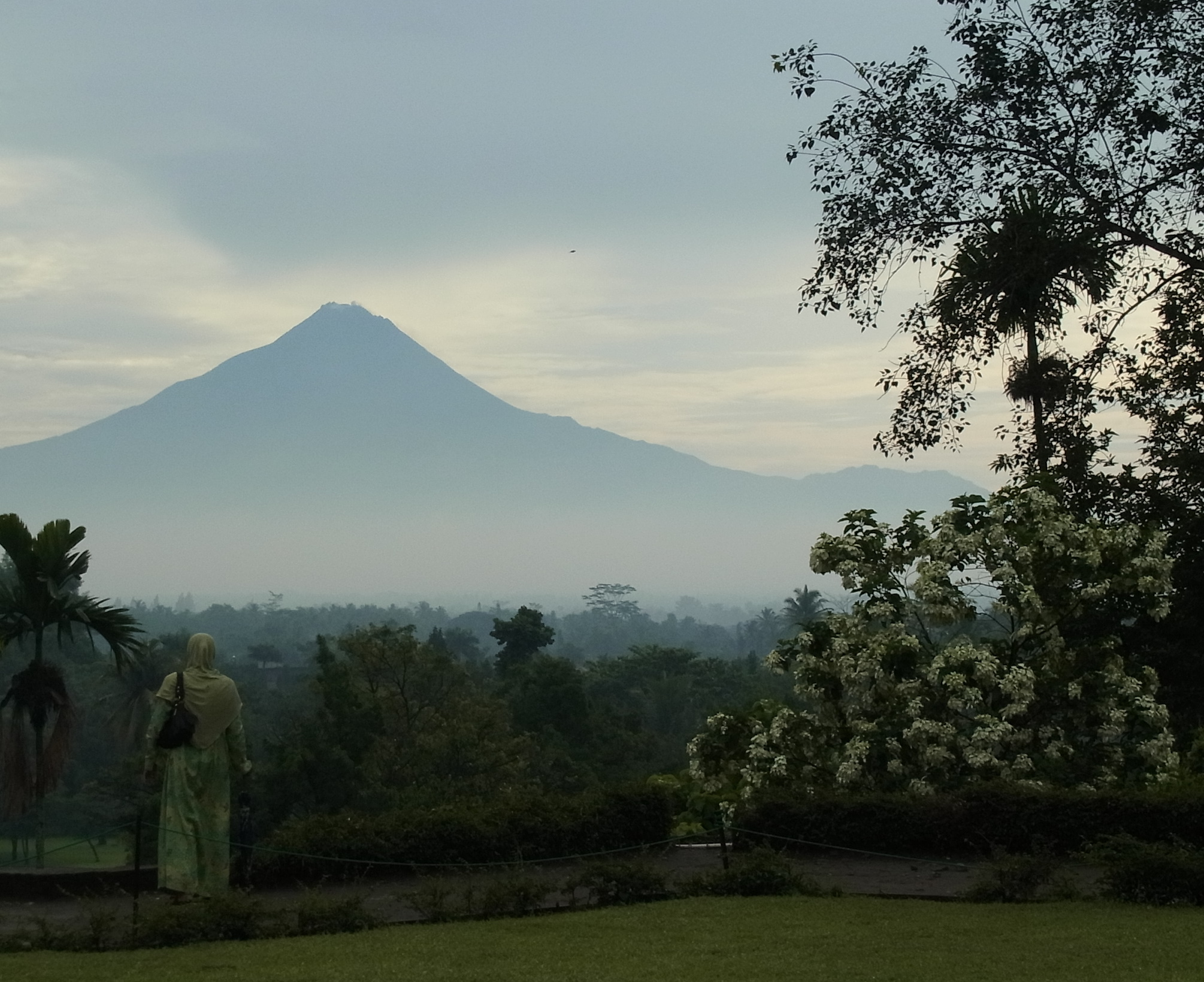 Java, from Borobudur
